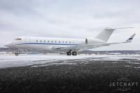 2012 Bombardier Global 5000