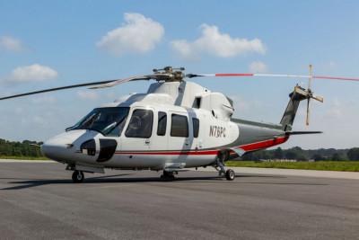 2005 Sikorsky S76C+
