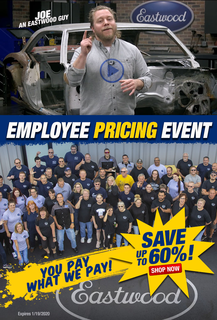 Employee Pricing Event!!!