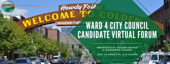 Ward 4 Candidate Forum