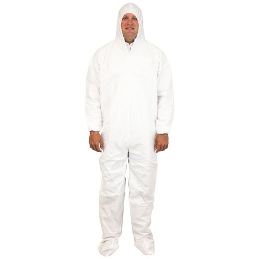 SafetyZone Microporous Coveralls