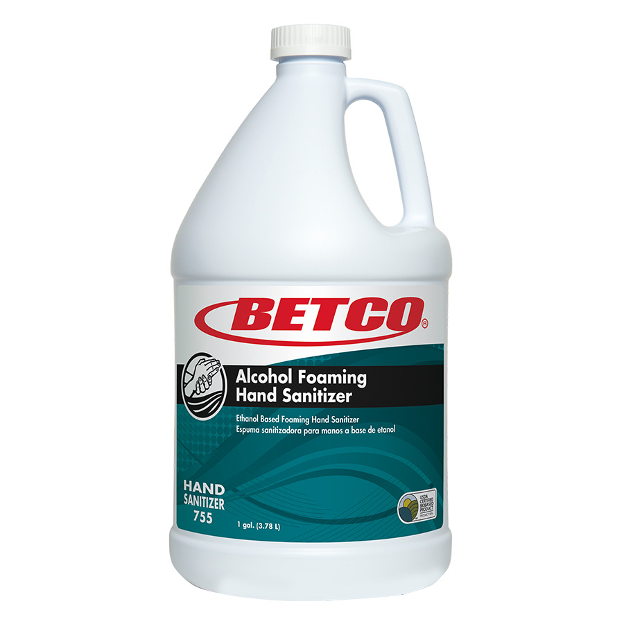 Betco Winning Hands® Alcohol Foaming Hand Sanitizer
