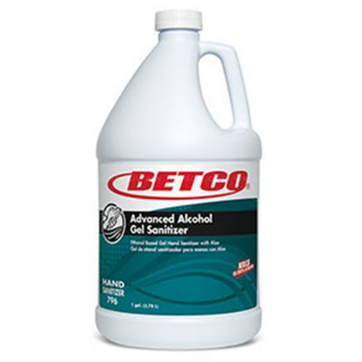 Betco Advanced Alcohol Gel Hand Sanitizer