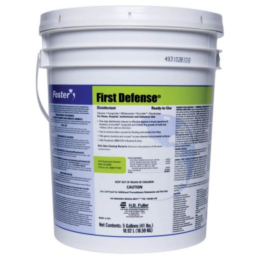 Foster® First DefenseT 40-80 Disinfectant (5 GL)
