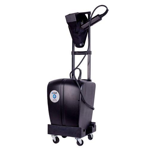 EMist EM360T Roller Cart Electrostatic Disinfectant Application System