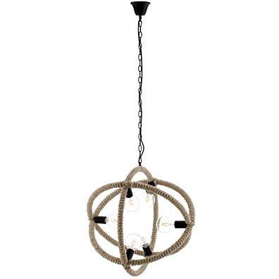 Transpose Rope Pendant Chandelier (3076)