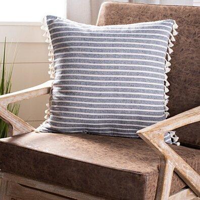 Grenna Pillow Grey / Beige