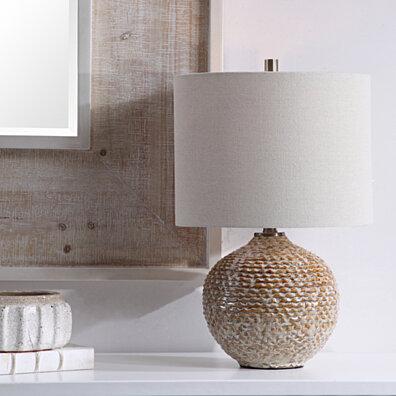 Uttermost Lagos Rustic Table Lamp