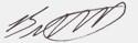 Brad Smith e-signature