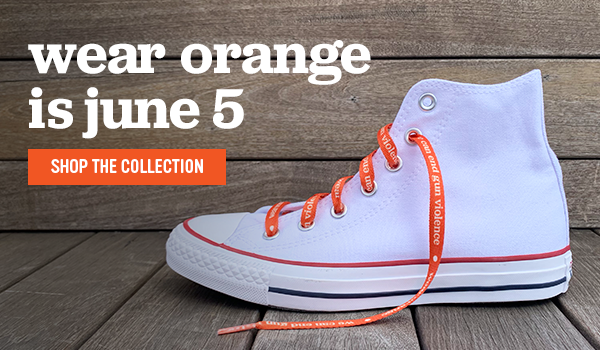 Shop the Wear Orange Collection Now