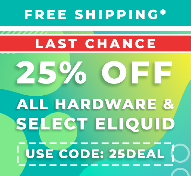 Save 25% on Select Products