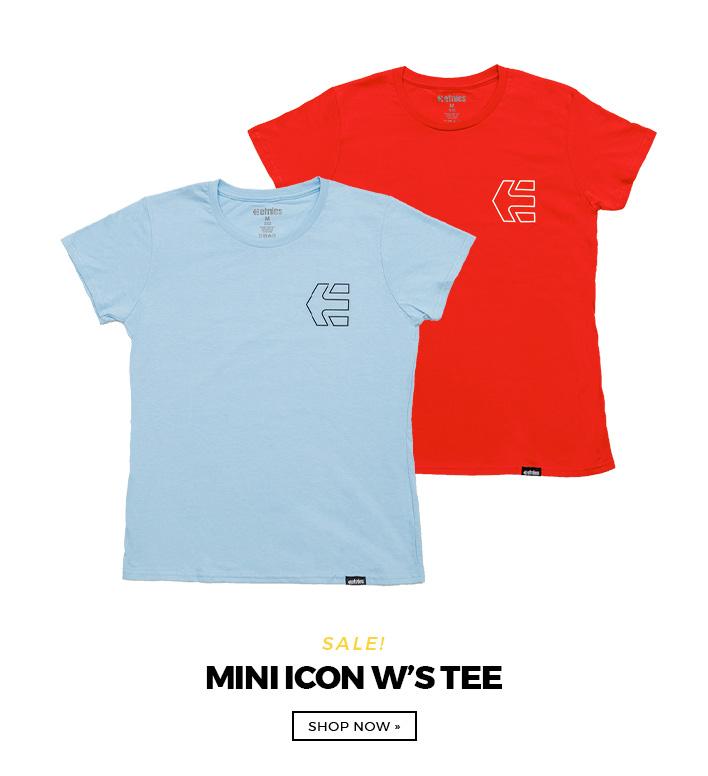 Mini Icon Tee