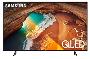 Shop Shop Samsung 55 Q60R Charcoal Black QLED 4K UHD Smart HDTV