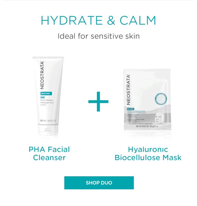 Hydrate & Calm