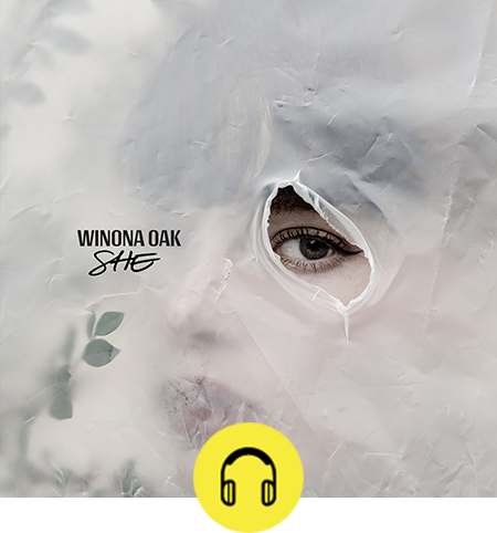 Winona Oak - SHE EP