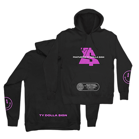 Ty Dolla $ign - Featuring Ty Dolla $ign Hoodie