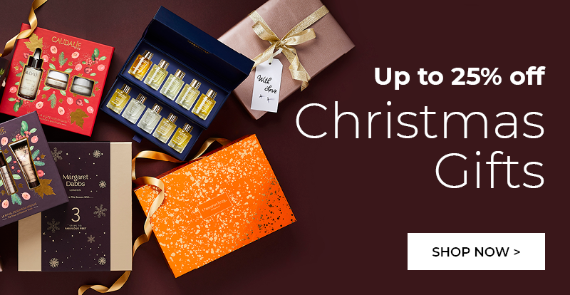 Up to 25% off Christmas Gifts