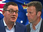 Premier Andrews victorious in the ''Battle of the Dans''