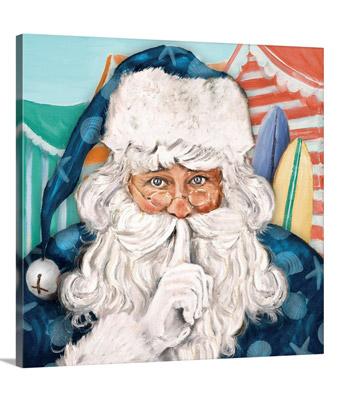 Coastal Secret Santa by Patricia Pinto