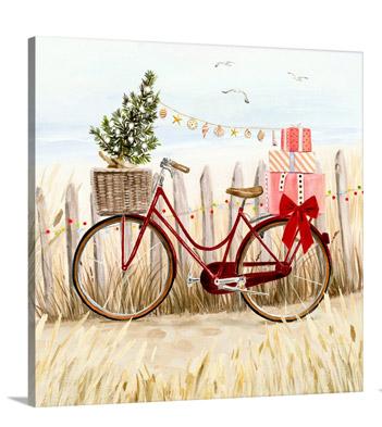 Christmas Coast I by Victoria Borges