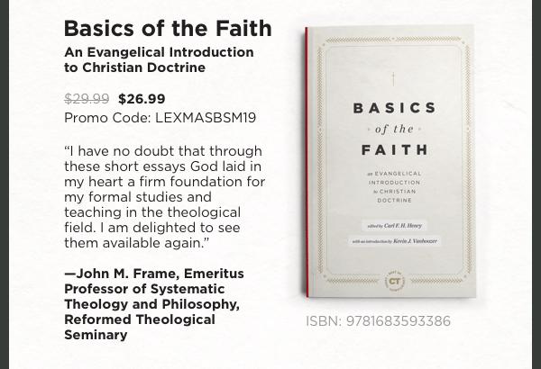 Basics of the Faith - $26.99