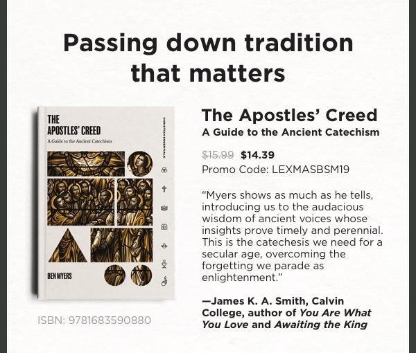 The  Apostles' Creed - $14.39