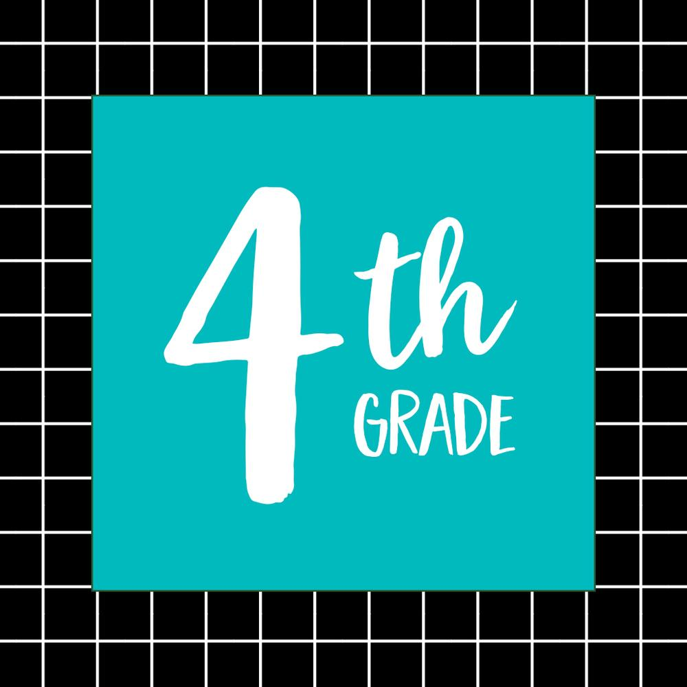 What Should My 4th Grader be Learning?