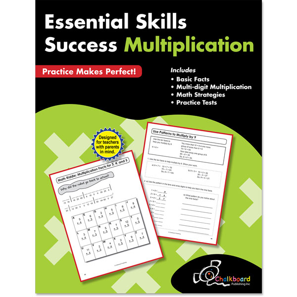 Essential Skills Success, Multiplication