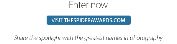 Enter now at www.thespiderawards.com