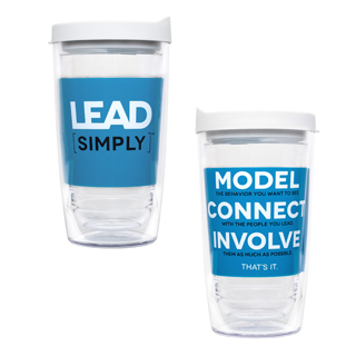 Lead Simply Tervis Tumbler