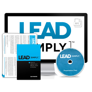Lead Simply PowerPoint��Presentation