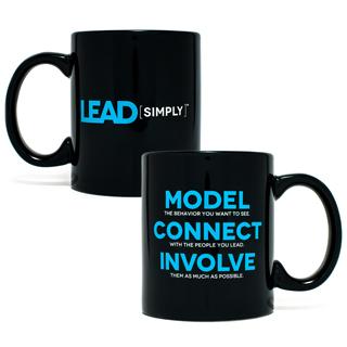Lead Simply Mug