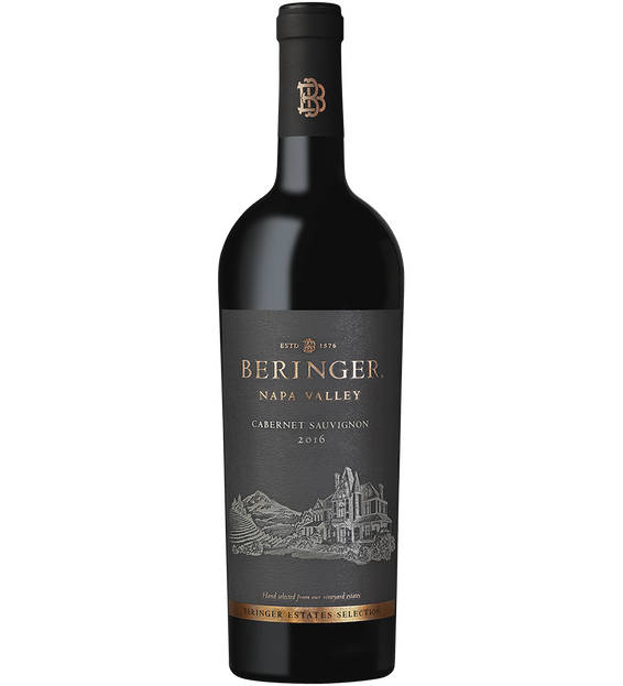 Bottle Shot: Winery Exclusive Cabernet