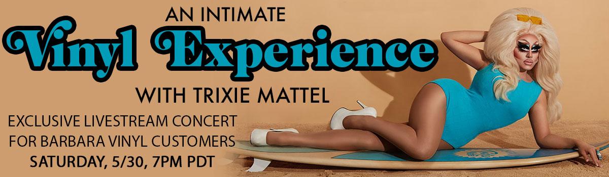 Trixie Mattel Live Stream