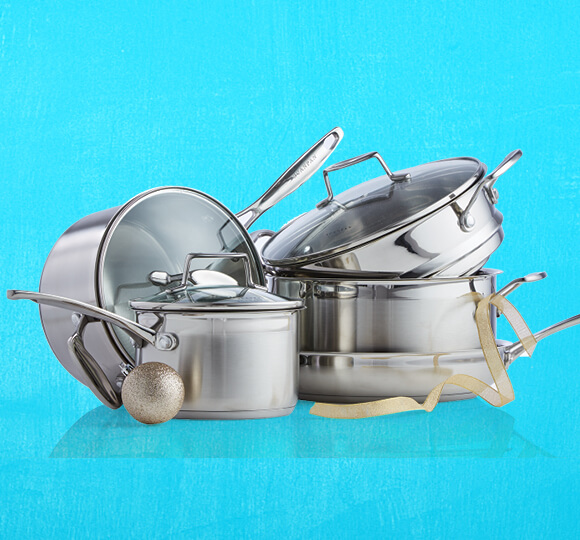 all-stainless-steel-cookware