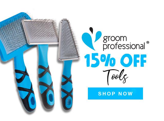 15% Off Groom Professional Tools