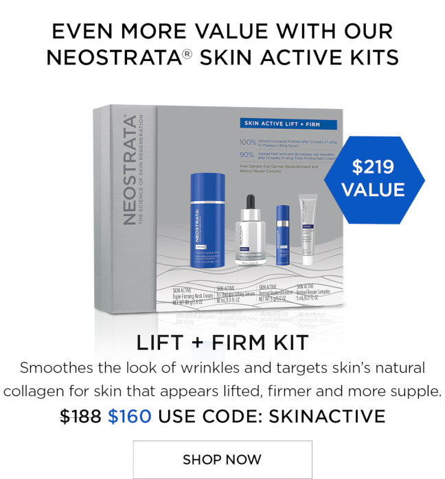 Skin Active Lift + Firm