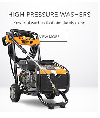 High Pressure Washers