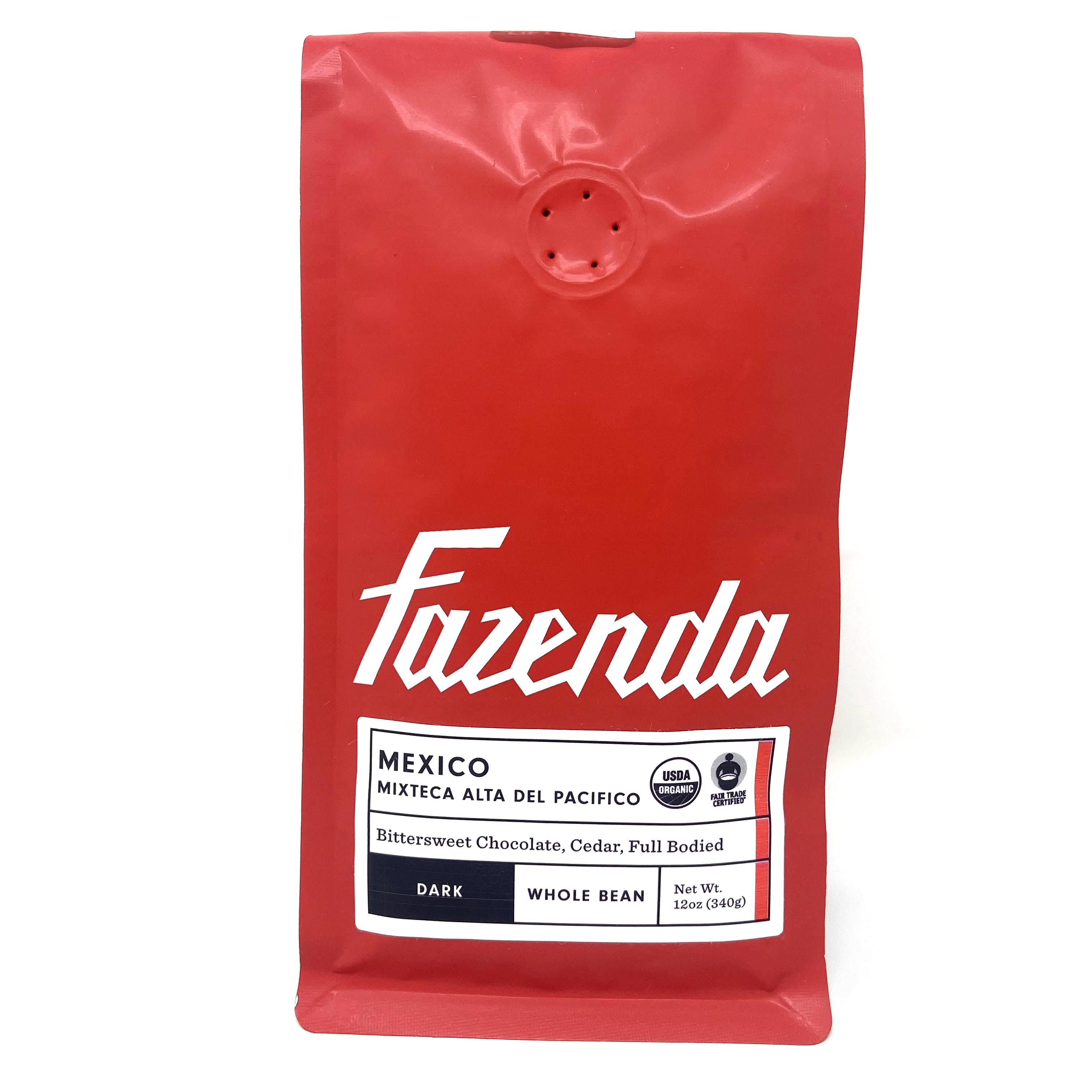 Mexico Mixteca (Dark Roast - Fair Trade & Organic)