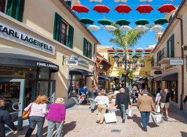 Designer Outlet Plaza Mayor