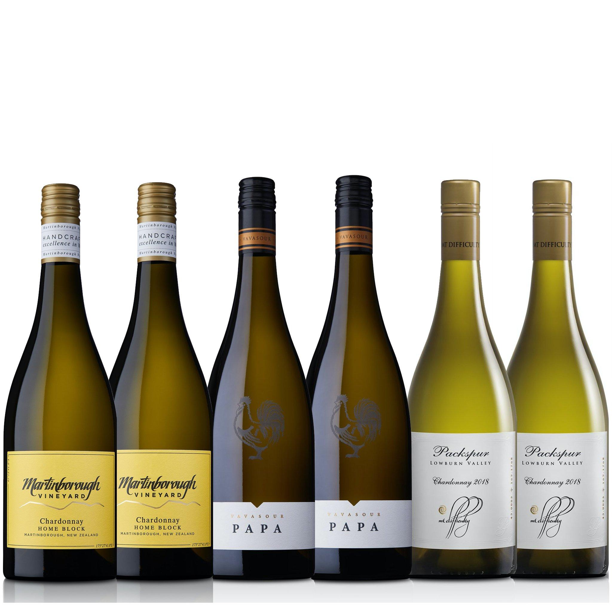 Chardonnays of NZ Case