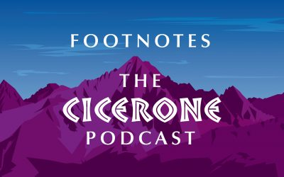 Coming soon - Footnotes: the Cicerone Podcast