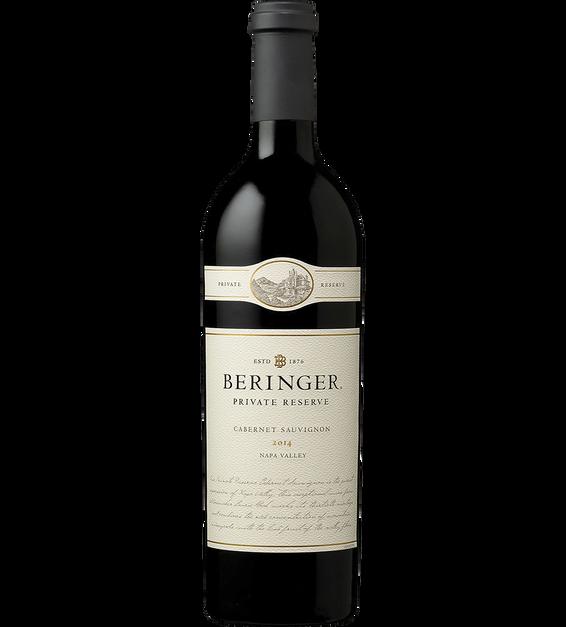 Bottle Shot: 2014 Private Reserve Cabernet Sauvignon
