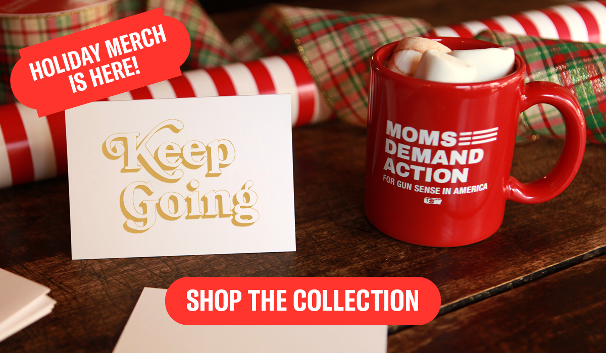 Holiday merch is here! Shop the collection.