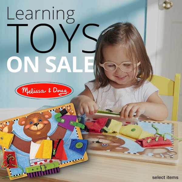Shop Learning Toys on Sale