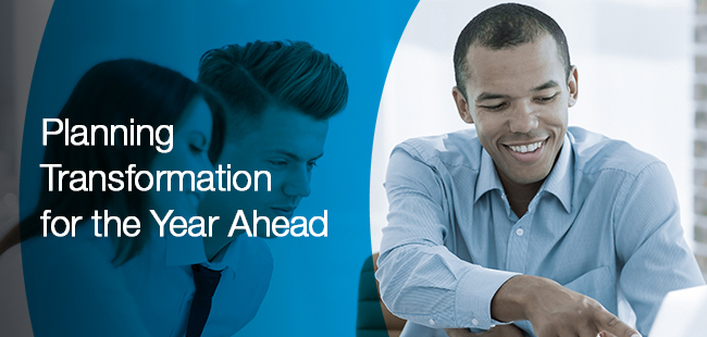 Planning Transformation for the year ahead