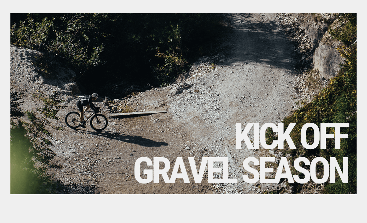 Kick off gravel season with a new Litespeed!