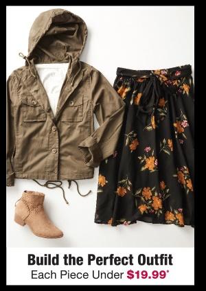 Shop fall fashion