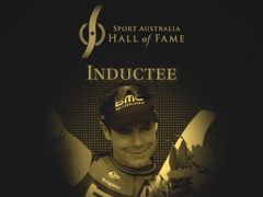 Cadel Evans AM Hall of Fame induction announcement