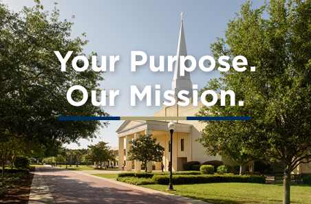 Your Purpose. Our Mission.